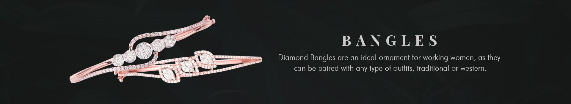 SINGLE LINE BANGLES
